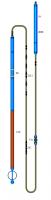 Прибор комплексный электрического каротажа, и инклинометрии К1А-723-МИН+ГК-М(к8)
