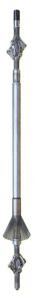 Профилемер-каверномер скважинный трубный ПФТ-90-60
