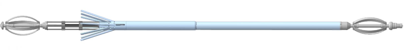Профилемер скважинный трубный ПФТ-80-8, ПФТ-80-8Т