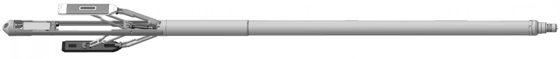 Прибор комплексный микрокаротажа малогабаритный К3А-723-3М, К3А-723-3МТ, (Новинка - ø 76 мм)