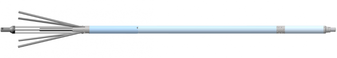 Профилемер-каверномер скважинный ПФ-73-М(К8)