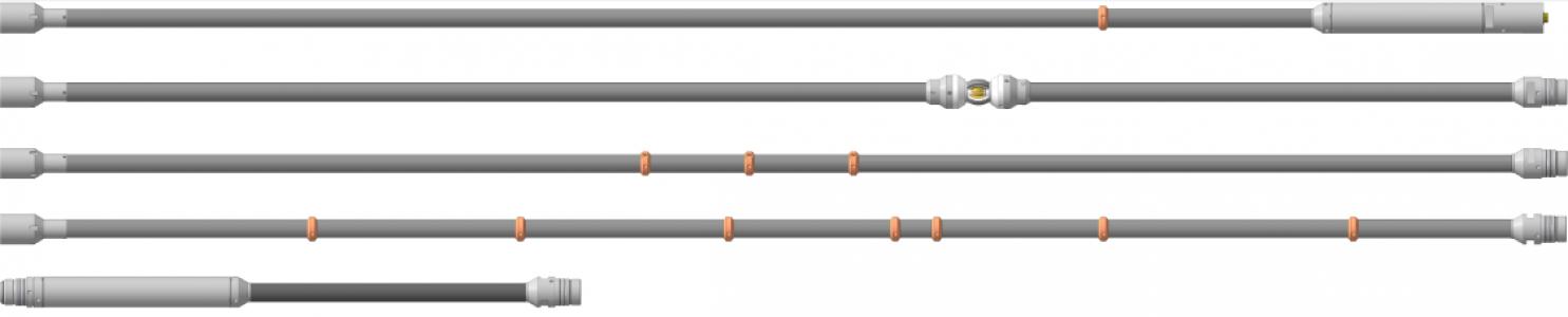 Зонд БКЗ прибора К1А-723-М (жесткий)